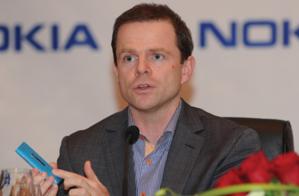 Вице-президент Nokia на Среднем Востоке Тим Фаррел