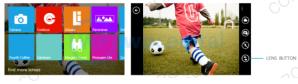 В Windows Phone 8 появилась функция Lenses, расщиряющая функциональность камеры