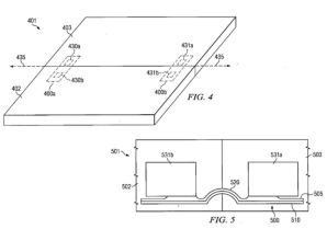 Nokia патентует гибкий корпус для планшетов