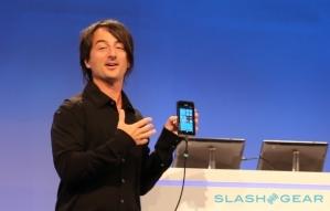 Прототип смартфона Nokia