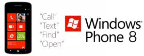 Разработчики получат в Windows Phone 8 доступ к функциям голосовых команд