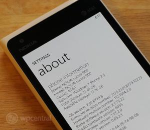 Частное мнение: впечатления от пост-Tango обновления для Nokia Lumia 900