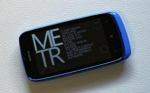 Язык дизайна Metro