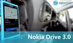 Две недели с Nokia Drive 3.0