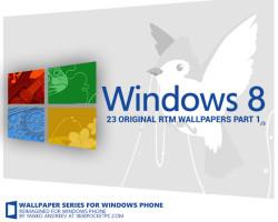 Обои Windows 8 для Windows Phone. Часть 1
