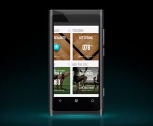 Приложение Kinect Training для Windows Phone было показано на E3
