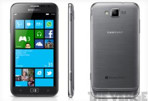 Samsung Ativ S (Odyssey)