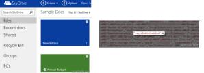 В SkyDrive появится корзина удалённых файлов