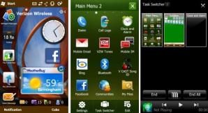 TouchWiz образца 2010 года