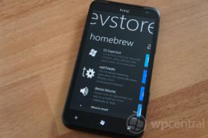 Кастомная прошивка Deepshining для HTC Titan с некоторыми эксклюзивами от Nokia
