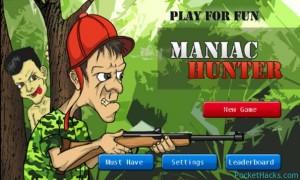 Предстоящий релиз игры для WP7 под названием Maniac Hunter