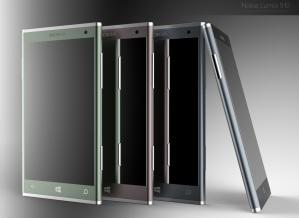 Фанатский концепт Nokia Lumia 910