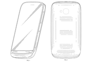 Новый патент Nokia демонстрирует дизайн телефона Lumia Arrow