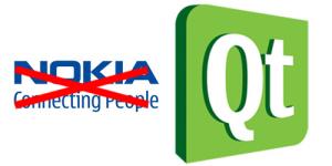 Nokia продаёт Qt