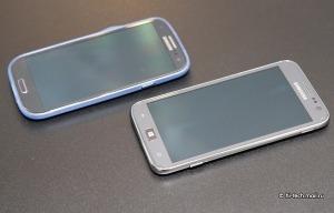 Samsung Ativ S выглядит лучше, чем Galaxy S 3