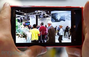 Видеостабилизация PureView в Nokia Lumia 920