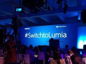 Пресс-конференция Microsoft и Nokia