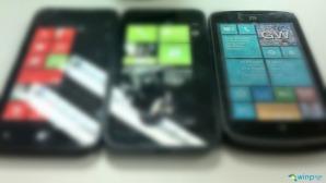 Новые WP-смартфоны ZTE