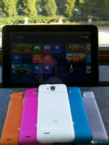 Новый планшет ZTE