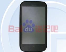 Смартфон Nokia Lumia 510 прошёл сертификацию в Китае