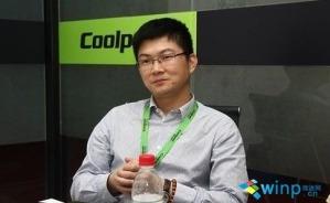 Ли Ванг, вице-президент Yulong CoolPAD