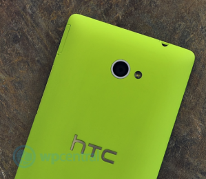 Камера HTC 8X