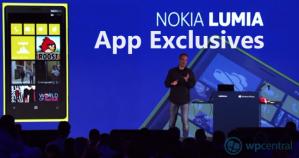 Nokia рассказала об эксклюзивных приложениях для смартфонов Lumia 820 и 920