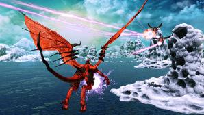 Версия Crimson Dragon для Xbox 360