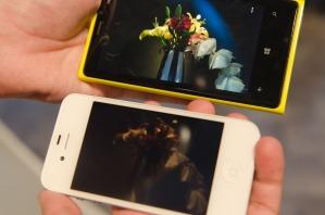 Сравнение снимков, сделанных камерой Nokia Lumia 920 и другими смартфонами