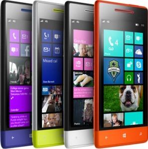 Объявлены европейские цены на HTC 8X и HTC 8S