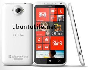 HTC Elation Windows Phone 8 Device