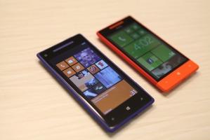HTC 8X и 8S