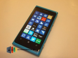 Windows Phone 7.8 утекла для Nokia Lumia 800