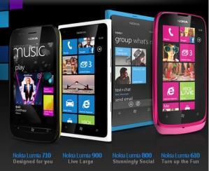 Все владельцы смартфонов Nokia Lumia получат передачу файлов по Bluetooth