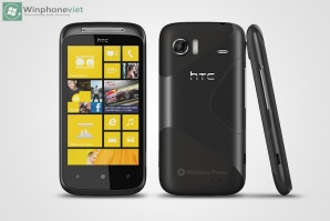 Windows Phone 7.8 на HTC Mozart