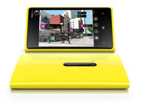 В Nokia Lumia 920 установлена камера PureView