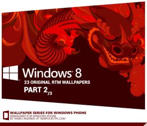 Обои Windows 8 для Windows Phone