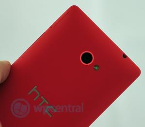 HTC 8X Red