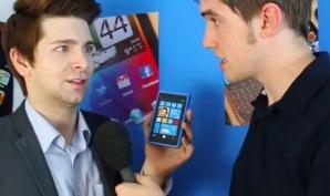Пародийное видео про Nokia Lumia 920