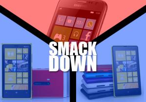 Сравнение характеристик Samsung Ativ S, Nokia Lumia 920 и Lumia 820