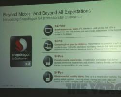 Qualcomm анонсировал новые процессоры серии Snapdragon S4 Play