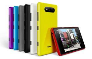 Сменные панели для Lumia 820