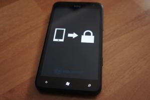 Создание резервной копии данных Windows Phone