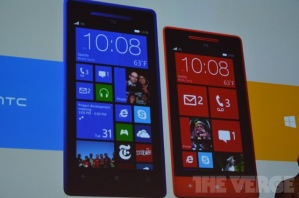Windows Phone 8X и Windows Phone 8S