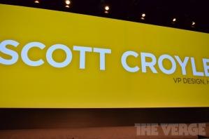 Старший дизайнер HTC Скотт Кройл