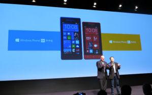 Презентация HTC 8X и 8S в HD