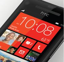 У HTC Accord очень хорошая камера, но нет слота для карты micro SD