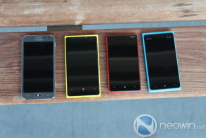 Взгляд на Samsung Ativ S, Lumia 920 и 820