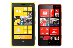 Nokia Lumia 920 и 820