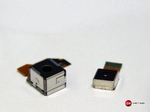 Модули камер Nokia 808 и Lumia 920